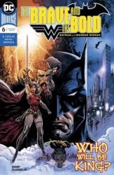 DC - Brave & The Bold Batman & Wonder Woman # 6