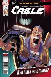 Marvel - Cable # 152