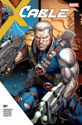 Marvel - Cable #1