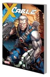 Marvel - Cable Vol 1 Conquest TP