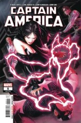 Marvel - Captain America (2018) # 5
