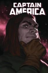 Marvel - Captain America (2018) # 6 Djurdjevic Four Four Villains Variant