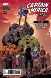 Marvel - Captain America # 700