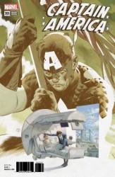 Marvel - Captain America # 701 Tedesco Connecting Variant