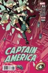 Marvel - Captain America # 703