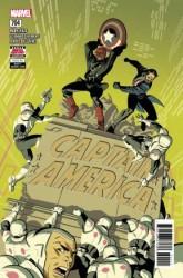 Marvel - Captain America # 704