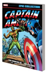 Marvel - Captain America Epic Collection Coming Of Falcon TPB