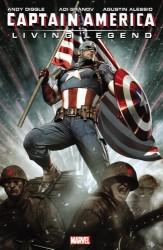 Marvel - Captain America Living Legend TPB
