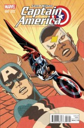 Marvel - Captain America Sam Wilson #1 1:50 Cassaday Variant