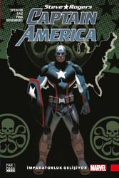 Marmara Çizgi - Captain America Steve Rogers Cilt 3 İmparatorluk Gelişiyor