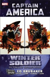 Marvel - Captain America Winter Soldier Ultimate Collection TPB