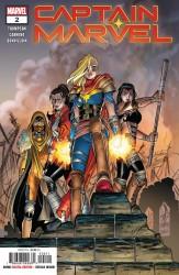 Marvel - Captain Marvel (2018) # 2