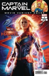 Marvel - Captain Marvel (2018) # 3 Movie Variant