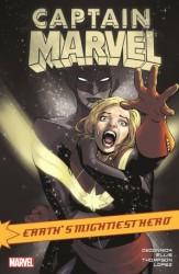 Marvel - Captain Marvel Earth's Mightiest Hero Vol 4 TPB