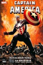 Marmara Çizgi - Captain America′nın Ölümü Cilt 2 Rüyaların Yükü