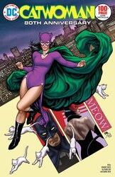 DC - Catwoman 80th Anniversary 100 Page Super Spectacular # 1 1970s Frank Cho Variant