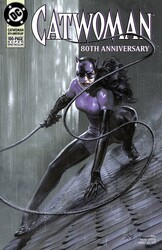 DC - Catwoman 80th Anniversary 100 Page Super Spectacular # 1 1990s Gabriele Dell'Otto Variant