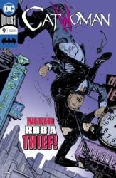 DC - Catwoman # 9
