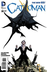 DC - Catwoman (New 52) # 38