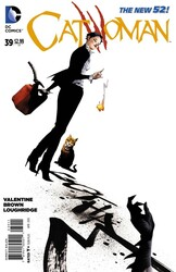 DC - Catwoman (New 52) # 39