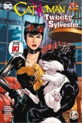 Çizgi Düşler - Catwoman Tweety & Sylvester