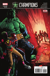 Marvel - Champions #10