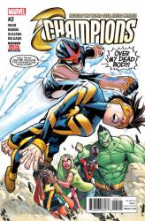 Marvel - Champions #2