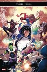 Marvel - Champions Annual # 1
