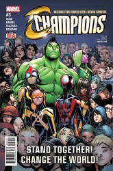 Marvel - Champions #3