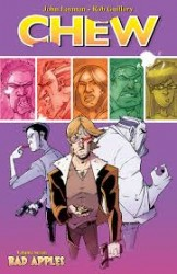 Image - Chew Vol 7 Bad Apples TPB