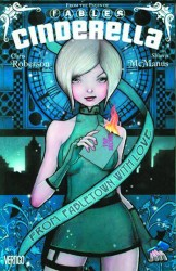 Vertigo - Cinderella From Fabletown With Love TPB