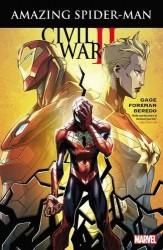 Marvel - Civil War II Amazing Spider-Man TPB
