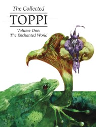Diğer - Collected Toppi Vol 1 Echanted World HC