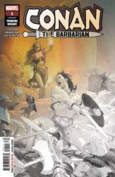 Marvel - Conan the Barbarian # 1 Ribic Premiere Variant