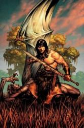 Marvel - Conan the Barbarian # 1 Saiz Variant