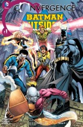 DC - Convergence Batman and the Outsiders # 1
