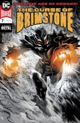 DC - Curse of the Brimstone # 7 Foil