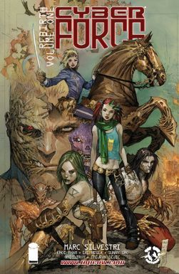 Cyber Force Rebirth Vol 1 TPB