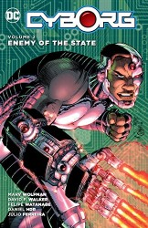 DC - Cyborg Vol 2 Enemy of the State TPB