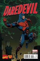 Marvel - Daredevil #1 Marvel 92 Variant