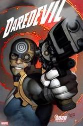 Marvel - Daredevil (2019) # 15 Brown 2020 Variant