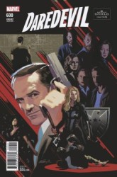 Marvel - Daredevil #600 Agents of S.H.I.E.L.D. Varianr