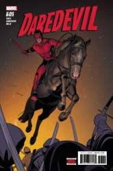 Marvel - Daredevil # 605