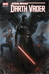 Marvel - Star Wars Darth Vader #25 Cover D