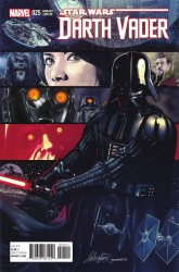 Marvel - Star Wars Darth Vader #25 Cover E