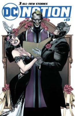 DC Nation # 0 1:250 Batman Variant