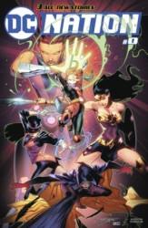 DC - DC Nation # 0 1:500 JLA Variant