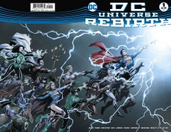 DC - DC Universe Rebirth # 1