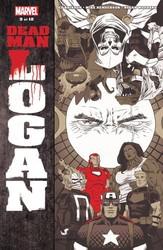 Marvel - Dead Man Logan # 3