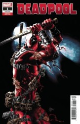 Marvel - Deadpool (2018) # 1 1:25 Deodato Variant